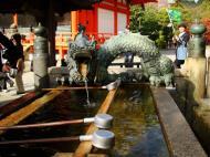 Asisbiz Bronze Water dragon statue Kiyomizu dera Kyoto Nov 2009 01