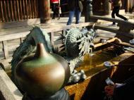 Asisbiz Bronze Water dragon statue Kiyomizu dera Kyoto Nov 2009 08