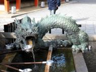 Asisbiz Bronze Water dragon statue Kiyomizu dera Kyoto Nov 2009 14
