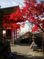 Asisbiz Deva gate Otowa san Kiyomizu dera Kyoto Nov 2009 04