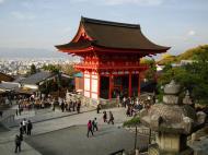Asisbiz Deva gate Otowa san Kiyomizu dera Kyoto Nov 2009 10