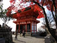 Asisbiz Deva gate Otowa san Kiyomizu dera Kyoto Nov 2009 13