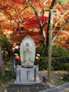 Asisbiz Otowa san Kiyomizu dera Buddha shrine Kyoto Nov 2009 15