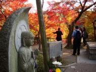 Asisbiz Otowa san Kiyomizu dera Buddha shrine Kyoto Nov 2009 17