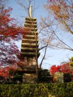 Asisbiz Otowa san Kiyomizu dera Buddha shrine Kyoto Nov 2009 21