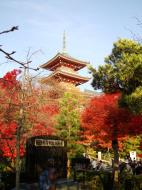 Asisbiz Otowa san Kiyomizu dera Buddha shrine Kyoto Nov 2009 25