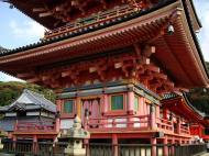 Asisbiz Otowa san Kiyomizu dera Pagoda Kyoto Nov 2009 03