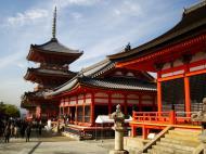 Asisbiz Otowa san Kiyomizu dera Pagoda Kyoto Nov 2009 06