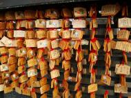 Asisbiz Otowa san Kiyomizu dera Prayer walls Kyoto Nov 2009 01