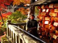 Asisbiz Otowa san Kiyomizu dera Prayer walls Kyoto Nov 2009 05