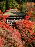Asisbiz Otowa san Kiyomizu dera Prayer walls Kyoto Nov 2009 08