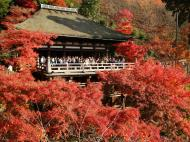 Asisbiz Otowa san Kiyomizu dera Prayer walls Kyoto Nov 2009 10