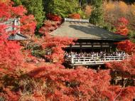 Asisbiz Otowa san Kiyomizu dera Prayer walls Kyoto Nov 2009 13