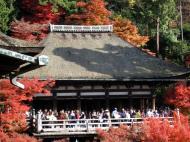 Asisbiz Otowa san Kiyomizu dera Prayer walls Kyoto Nov 2009 15