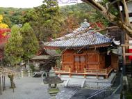 Asisbiz Otowa san Kiyomizu dera Temple Buildings Kyoto Nov 2009 01