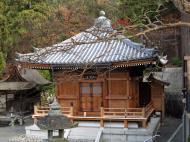 Asisbiz Otowa san Kiyomizu dera Temple Buildings Kyoto Nov 2009 03