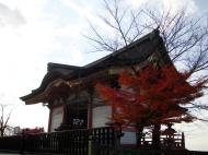 Asisbiz Otowa san Kiyomizu dera Temple Buildings Kyoto Nov 2009 05