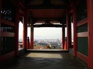 Asisbiz Otowa san Kiyomizu dera Temple Buildings Kyoto Nov 2009 08