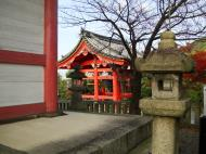 Asisbiz Otowa san Kiyomizu dera Temple Buildings Kyoto Nov 2009 10