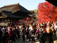Asisbiz Otowa san Kiyomizu dera Temple Kyoto Japan Nov 2009 21