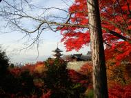 Asisbiz Otowa san Kiyomizu dera Temple Kyoto Japan Nov 2009 32
