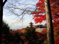 Asisbiz Otowa san Kiyomizu dera Temple Kyoto Japan Nov 2009 33