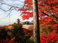 Asisbiz Otowa san Kiyomizu dera Temple Kyoto Japan Nov 2009 34