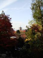 Asisbiz Otowa san Kiyomizu dera Temple Kyoto Japan Nov 2009 40