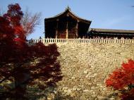 Asisbiz Otowa san Kiyomizu dera Temple wall Kyoto Japan Nov 2009 07