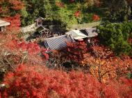 Asisbiz Otowa san Kiyomizu dera garden walkways Kyoto Nov 2009 10