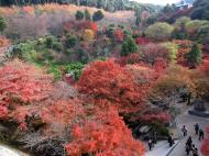Asisbiz Otowa san Kiyomizu dera garden walkways Kyoto Nov 2009 27