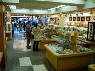 Asisbiz Otowa san Kiyomizu dera local shops Kyoto Nov 2009 13