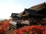 Asisbiz Otowa san Kiyomizu dera main hall Kyoto Nov 2009 14