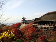 Asisbiz Otowa san Kiyomizu dera main hall Kyoto Nov 2009 24