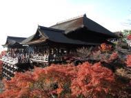 Asisbiz Otowa san Kiyomizu dera main hall Kyoto Nov 2009 28