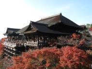 Asisbiz Otowa san Kiyomizu dera main hall Kyoto Nov 2009 29