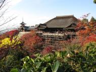 Asisbiz Otowa san Kiyomizu dera main hall Kyoto Nov 2009 30