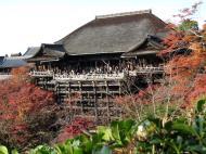 Asisbiz Otowa san Kiyomizu dera main hall Kyoto Nov 2009 31