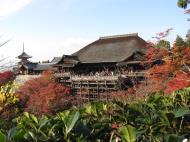 Asisbiz Otowa san Kiyomizu dera main hall Kyoto Nov 2009 33