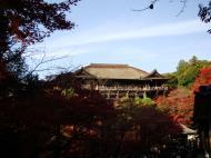 Asisbiz Otowa san Kiyomizu dera main hall Kyoto Nov 2009 37