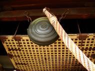 Asisbiz Otowa san Kiyomizu dera main hall shrine room Nov 2009 01