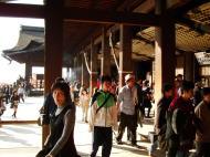 Asisbiz Otowa san Kiyomizu dera main hall shrine room Nov 2009 06