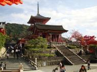 Asisbiz Otowa san Kiyomizu dera main hall shrine room Nov 2009 10