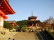 Asisbiz Otowa san Kiyomizu dera main hall shrine room Nov 2009 13