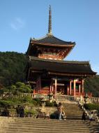 Asisbiz Otowa san Kiyomizu dera main hall shrine room Nov 2009 22