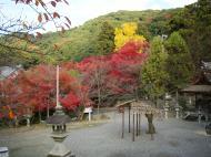 Asisbiz Otowa san Kiyomizu dera main hall shrine room Nov 2009 28