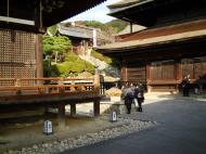 Asisbiz Otowa san Kiyomizu dera main hall shrine room Nov 2009 34
