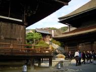 Asisbiz Otowa san Kiyomizu dera main hall shrine room Nov 2009 36