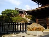 Asisbiz Otowa san Kiyomizu dera main hall shrine room Nov 2009 41