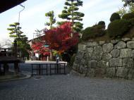 Asisbiz Otowa san Kiyomizu dera main hall shrine room Nov 2009 45
